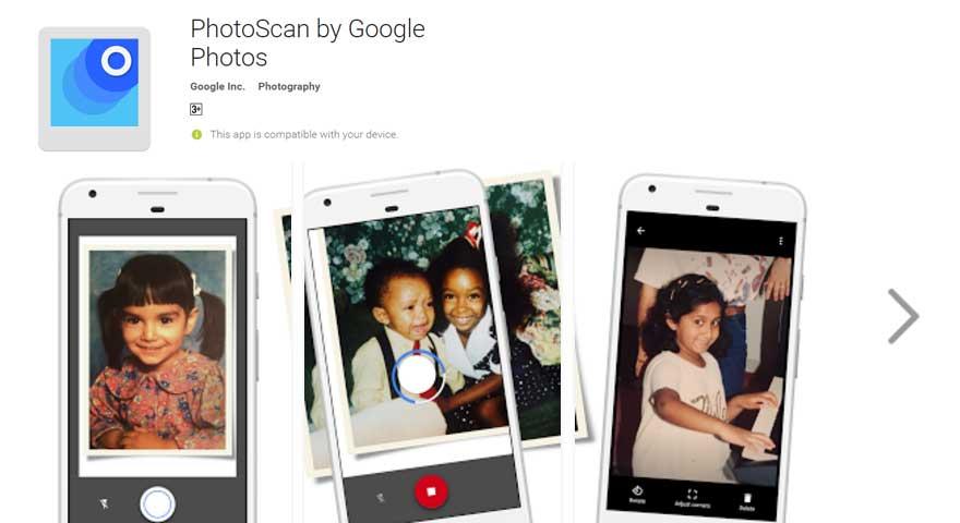 Google-Photoscan-App