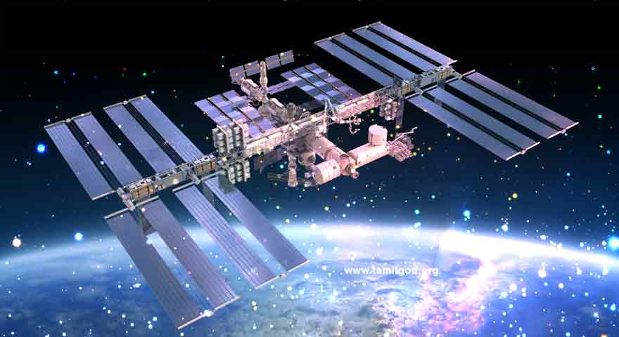 ISS-international Space Station