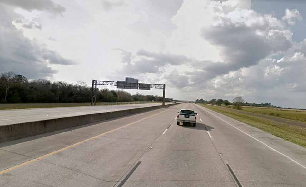 Texas-highway-before-harvey-hurricane