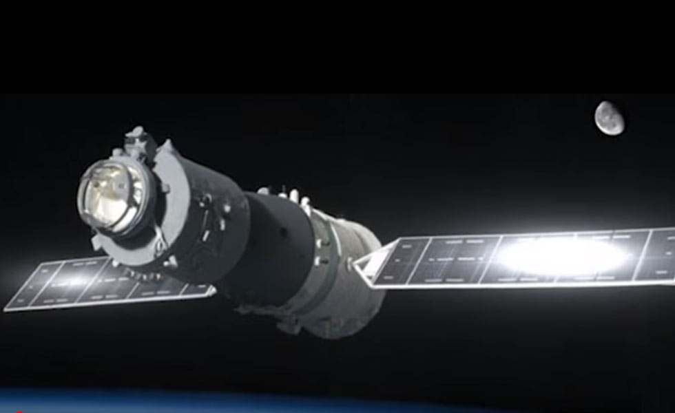 Tiangong-1-Made-in-China-space-station