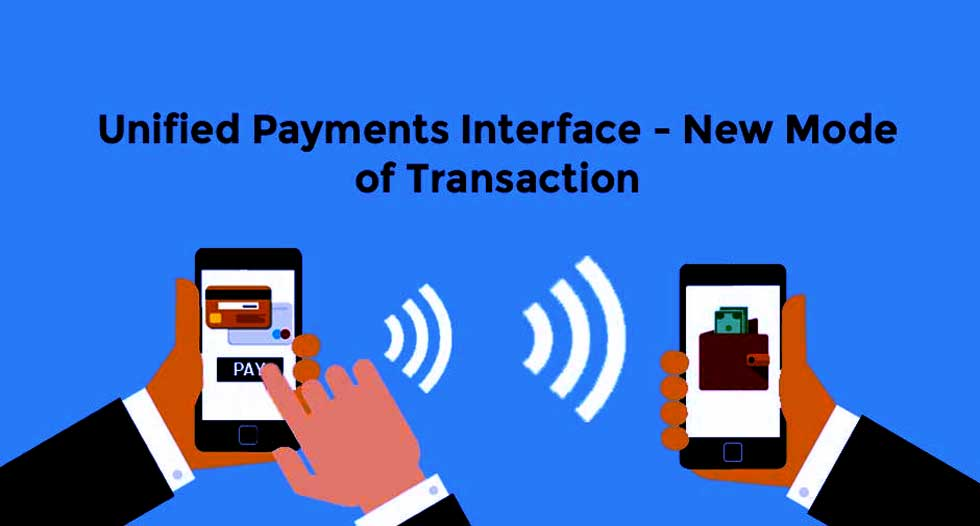 UPI) / The Unified Payments Interface