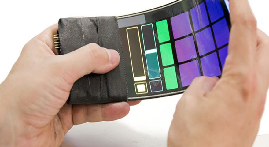 WhammyPhone a Flexible Smartphone
