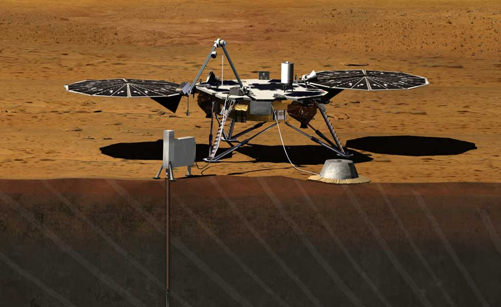 NASA's new InSight lander