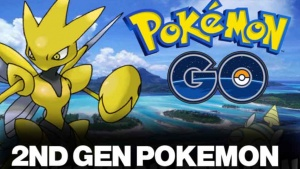 Second Generation Pokemon GO