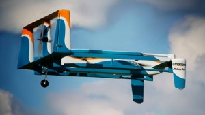 Amazon's first successful Prime Air drone delivery