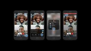 Skype Share Screen feature for Smartphones