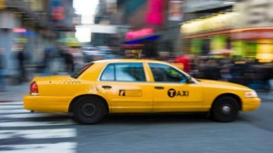 Uber Yellow cabs