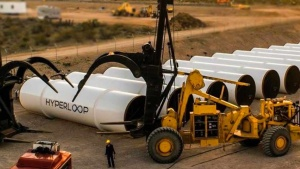Hyperloop Transit tubes