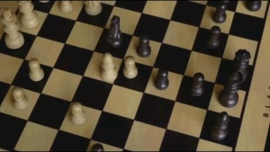 Chess Board- artificial intelligence from Square Off.