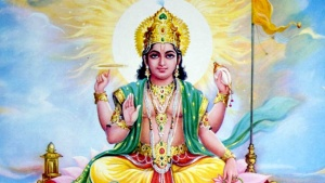 Surya Deva - the Sun God