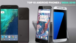 Top 10 Android Phones In India 2016