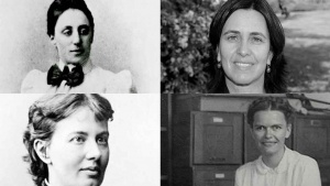 Top 10 women Mathematicians