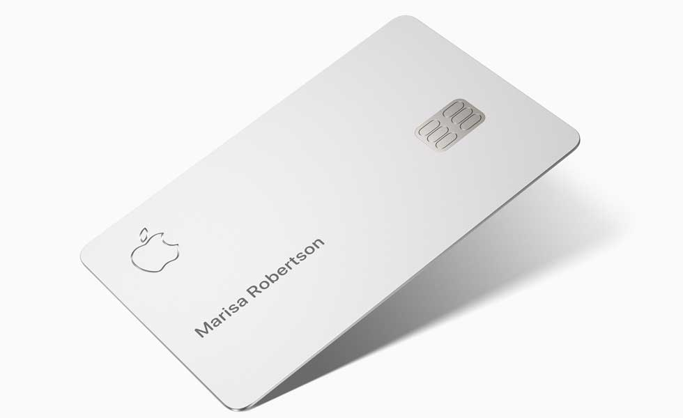 Apple Card is coming in August