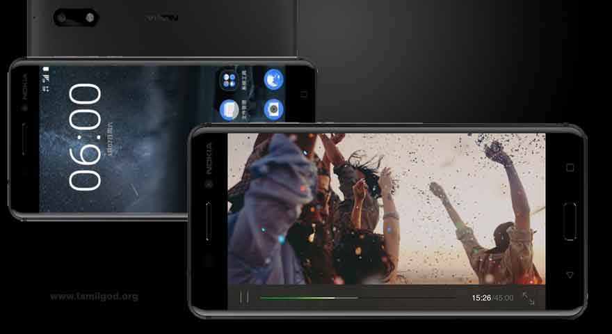 NOKIA-6 android smartphone