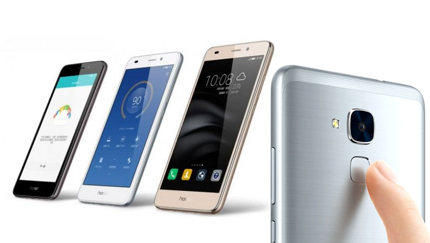 Huawei Honor 5c smart mobile phone