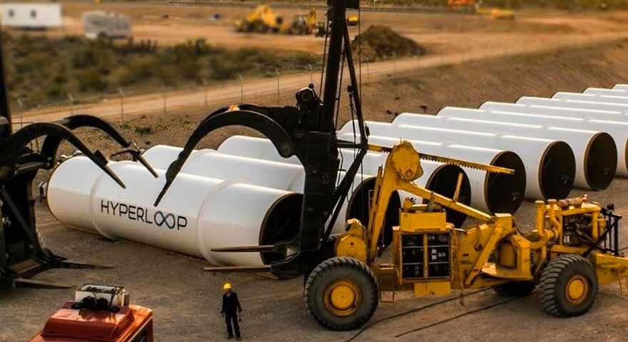 Hyperloop Transit tubes