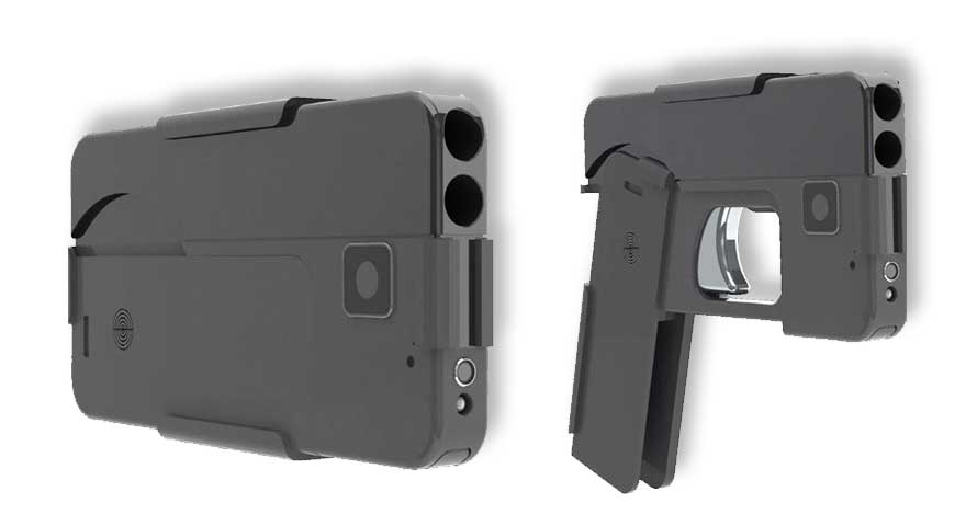 iPhone Gun