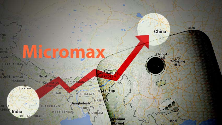 Micromax in China