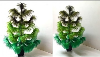 Embedded thumbnail for Making Pine Tree Using Satin Ribbon - How to Video ?