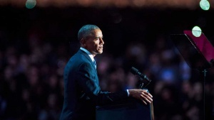 Barack Obama, Ex-American President