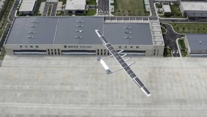 MOZI 2 - China-made solar-powered unmanned aircraft
