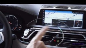 Sony's Gesture Control System
