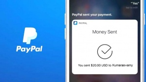 paypal-send-receive-money-with-apple-siri