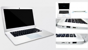Pine A64 Pinebook Notebooks